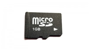 Micro SD 1GB - memory card
